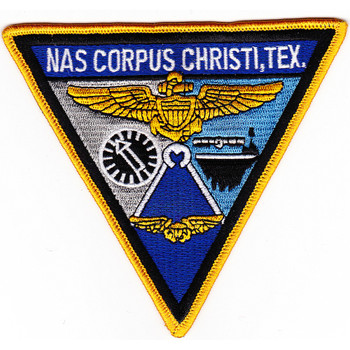 Naval Air Station Corpus Christi Texas Patch