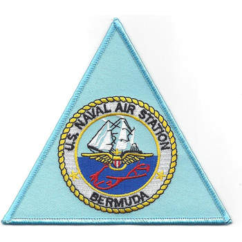 Naval Air Station Bermuda Patch