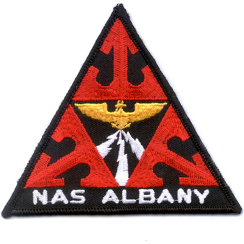 Naval Air Station Albany Georgia Patch