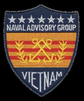 Naval Advisory Group Patch