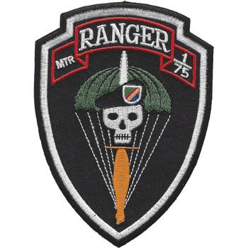 MTR Company 1st Battalion 75th Ranger Regiment Patch