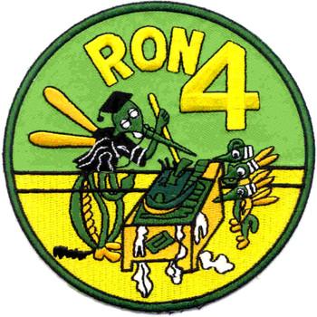 MTBRON 4 Motor Torpedo Squadron Patch