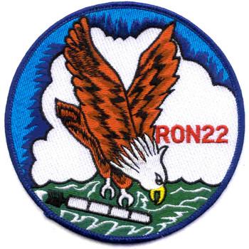 MTBRON 22 Motor Torpedo Squadron Patch