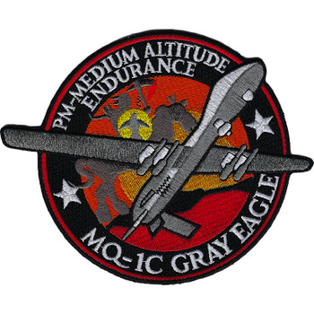MQ-1C Gray Eagle Patch