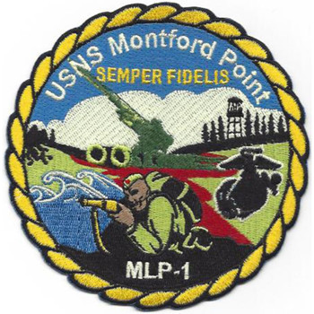 Montford T-MLP-1 Patch