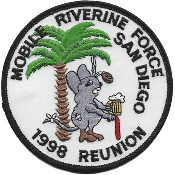 Mobile Riverine Force San Diego Patch