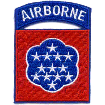 508th Airborne Infantry Regiment Patch