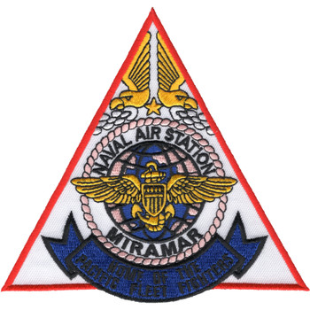 Miramar Naval Air Station CA Patch
