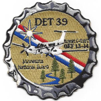 Minnesota Air National Guard 39th Detachment Patch