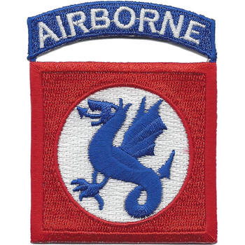 508th Airborne Infantry Regimental Combat Team Patch