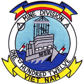 MINDIV Mine Division 112 Patch