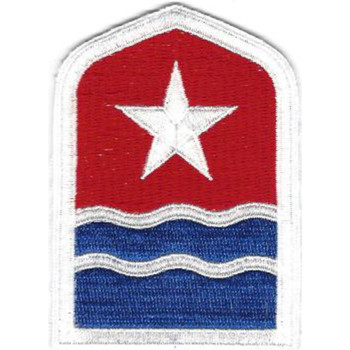 Middle East Command Patch WII