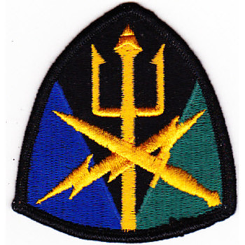 Joint Special Operations Command Patch SOC
