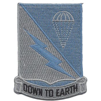 507th Airborne Infantry Regiment Patch