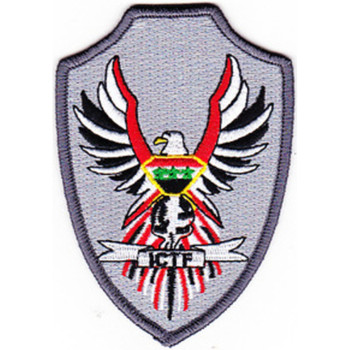Iraqi Coastal Task Force Patch