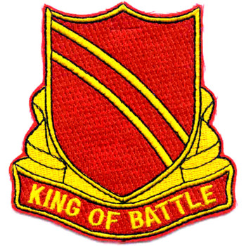 506th Field Artillery Battalion Patch WWII
