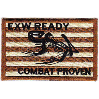 EXW Ready Expeditionary Warfare Patch Combat Proven