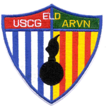 Explosive Loading Detachment Vietnam Patch