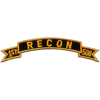 506th Airborne Infantry Regiment Patch Recon - I Version