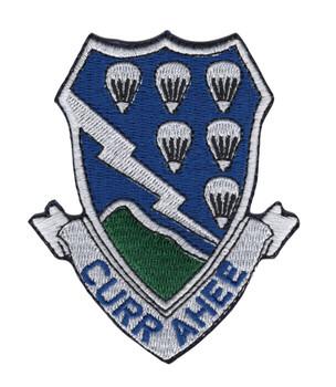 506th Airborne Infantry Regiment Patch Currahee