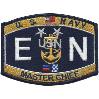 ENCM-Master Chief Engineman Patch
