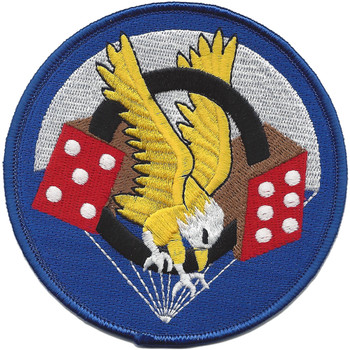 506th Airborne Infantry Regiment Large Patch