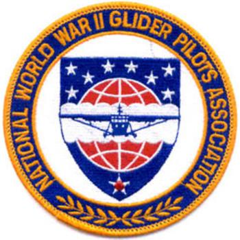 National World War II Glider Pilots Association Patch