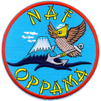 NAF Naval Air Facility Oppama Patch