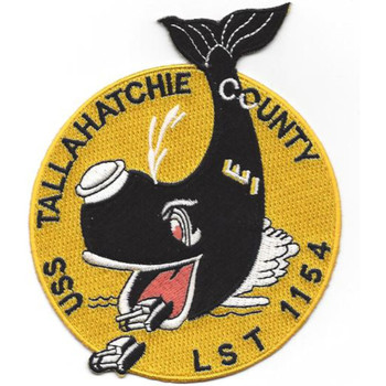 LST-1154 USS Tallahatchie County Patch