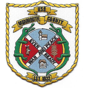 LST-1032 Monmouth County Patch
