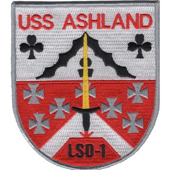 LSD-1 Patch USS Ashland