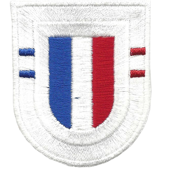 506th Airborne Infantry Regiment 2nd Battalion Patch Flash FH2 Version