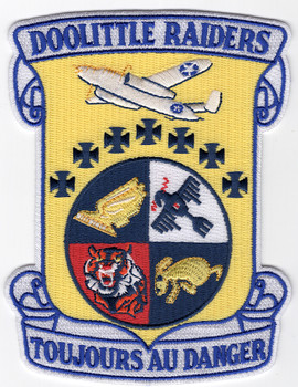 Doolittle Raiders Patch