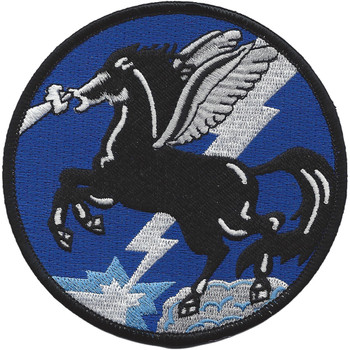 504th Fighter Squadron Patch