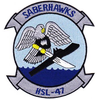 HSL-47 Patch Saberhawks