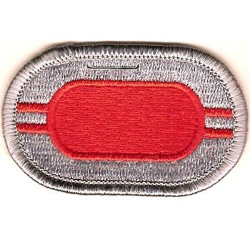 503rd Airborne Infantry Regiment Second Battalion Oval Patch