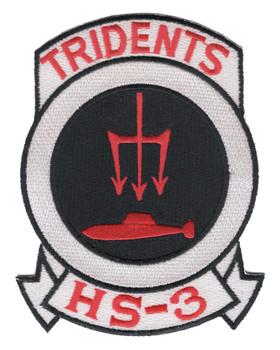 HS-3 Patch Tridents