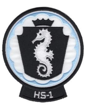 HS-1 Patch Seahorses