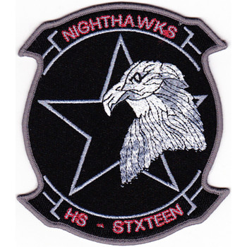 HS-16 Patch Nighthawks