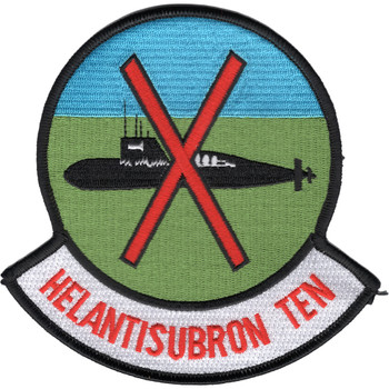 HS-10 HELANTISUBRON Patch