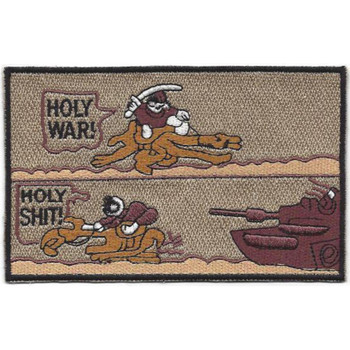 Holy War Holy Shit Patch