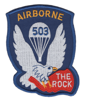 503rd Airborne Infantry Regiment Patch