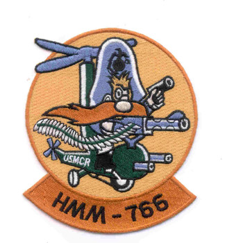 HMM-766 Medium Helicopter Squadron Patch