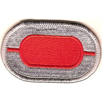 503rd Airborne Infantry Regiment First Battalion Oval Patch