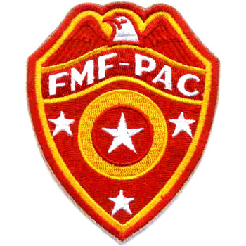 FMF PAC Supply Patch