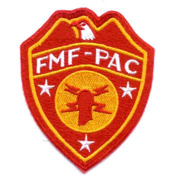 FMF PAC Head Quarters HQ Patch