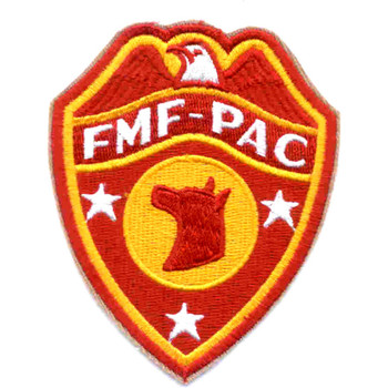 FMF PAC Dogs Patch