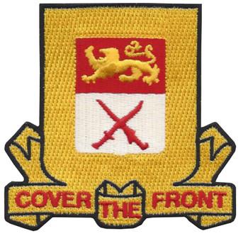 501st Reconnaissance Cavalry Battalion Patch