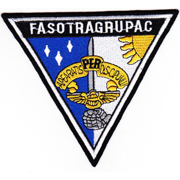 Fleet Aviation Specialized Operational Training Group Patch