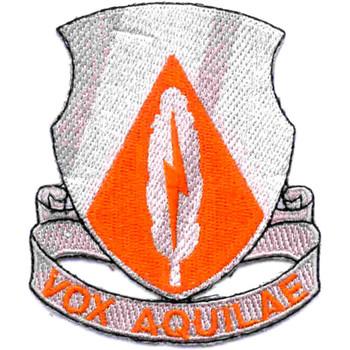 501st Airborne Signal Battalion Patch Vox Aquilae